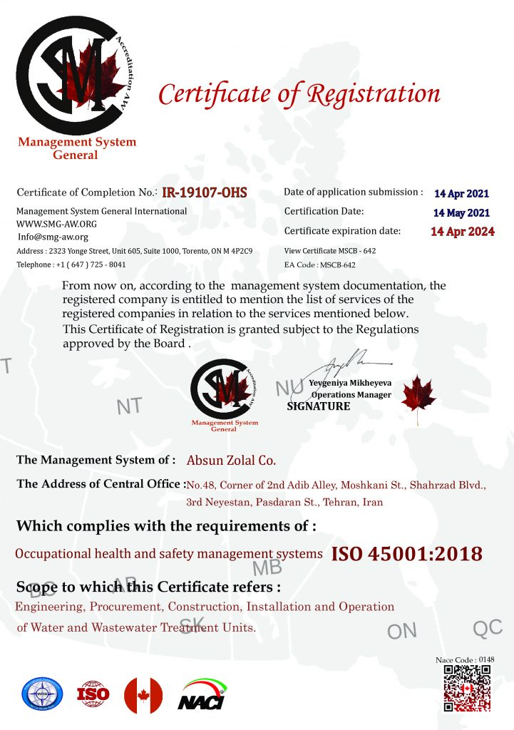 absunzolal-certificated